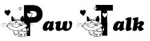 Paw Talk logo no web